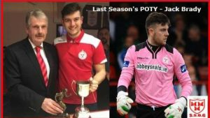 Shelbourne 'Player of the Year' 2017