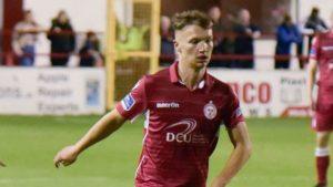 John Ross Wilson also signs back for Shelbourne