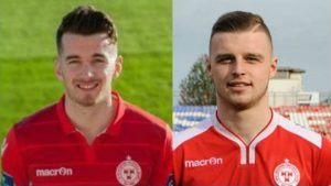 Dylan Kavanagh and Jamie Doyle sign back for 2018