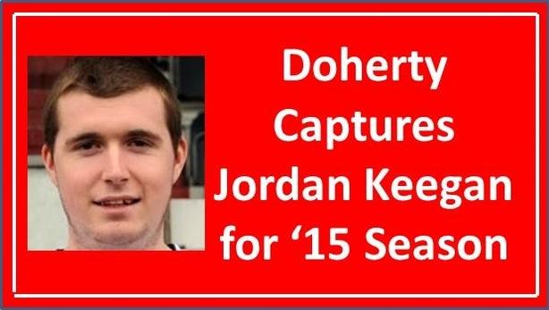 An image of Doherty Captures Jordan Keegan.