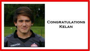 Kelan Gaffney Called Into Ireland Training Camp