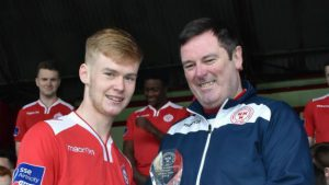 Departure of Martin Murray as Under 19 Manager