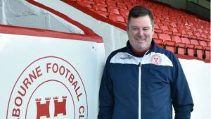 Martin Murray Leaves Shelbourne