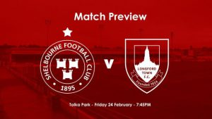 News and Match Preview – Shelbourne v Longford Town