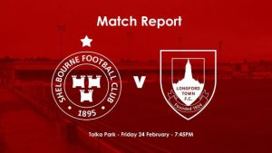 Shelbourne  0-0  Longford Town : RESULT