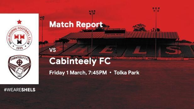 Shelbourne v Cabinteely match report image