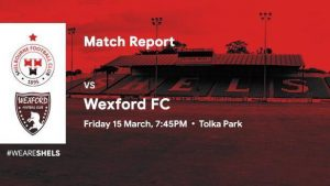 Shelbourne 3-0 Wexford
