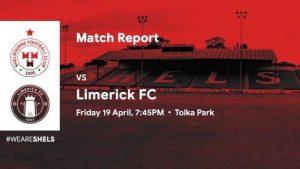 Shelbourne 2-0 Limerick FC : REPORT