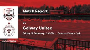 Galway United 2-3 Shelbourne : REPORT