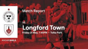 Shelbourne 1-0 Longford Town : REPORT
