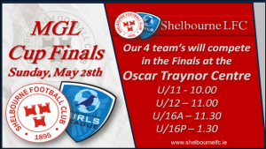 Four MGL Finals on Sunday