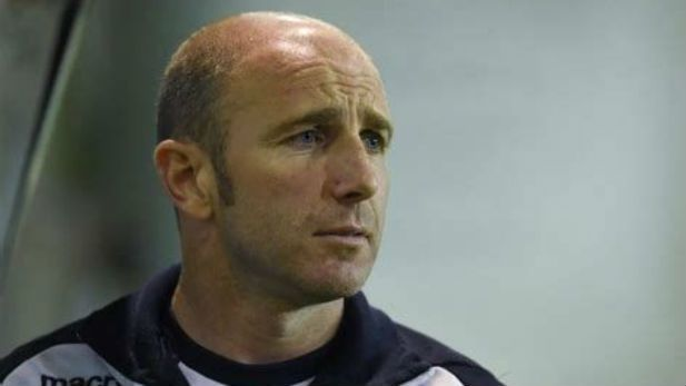Ex-first team coach for Shelbourne FC Owen Heary.