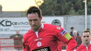 Paddy Kavanagh Returns to Action for Shelbourne tonight