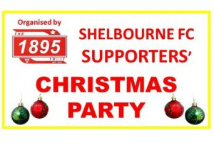 Shels Supporters Christmas Party Night