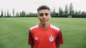 Striker Jaze Kabia signs for Shelbourne FC