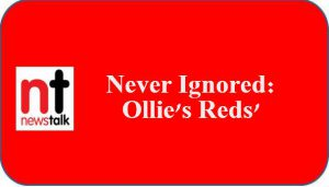 Never Ignored: Ollies Reds