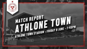 Athlone Town 0-5 Shelbourne : REPORT