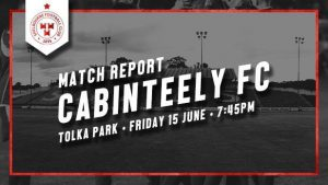 Shelbourne 0-0 Cabinteely : REPORT