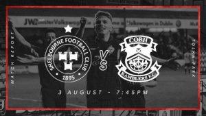Shelbourne 3-1 Cobh Ramblers : REPORT