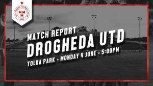 Shelbourne 1-1 Drogheda United : REPORT