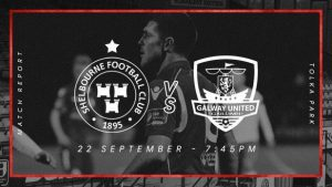 Shelbourne 3-0 Galway United : RESULT