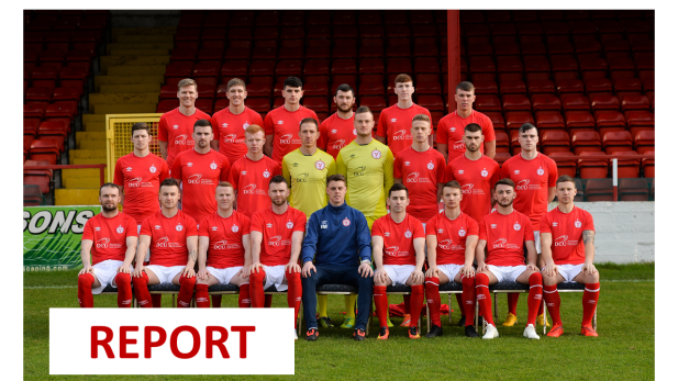 Shelbourne Football club 2019 squad photo