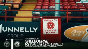Shelbourne 0-1 Waterford United : REPORT