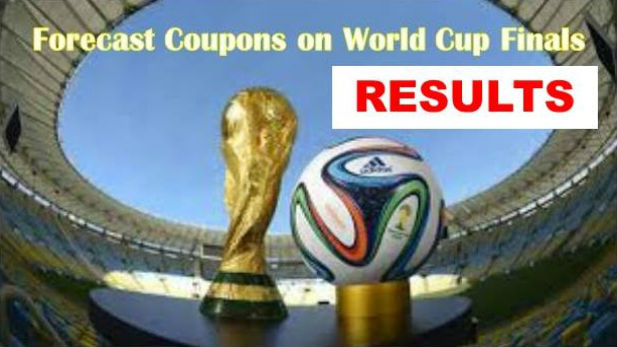 An image of Shelbourne Worldcup Forecast coupon results.