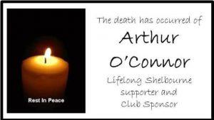 Arthur O'Connor RIP