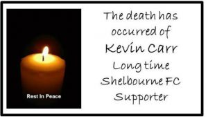 Kevin Carr RIP