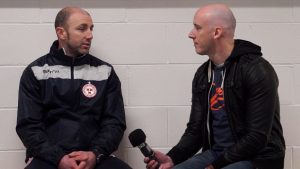 "VIDEO Owen Heary: ""Get behind the club"""