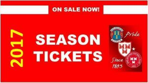 Season Ticket 'Early Bird' offer ends at weekend