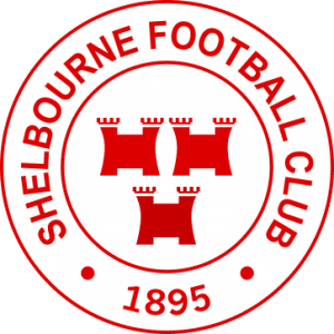 Shelbourne football club logo