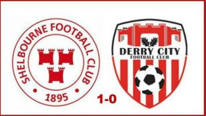 Shelbourne defeat Derry City in pre-season game