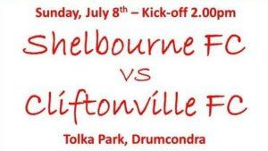 Shelbourne 1-1 Cliftonville : FULL TIME