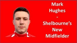 Details on Mark Hughes, who made his Shels debut against Waterford