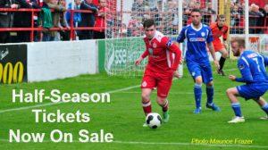 Half-Season Tickets