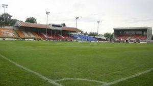 Two Big Games at Tolka Park This Week