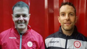 Management Team for new Under 15 Elite Team Announced