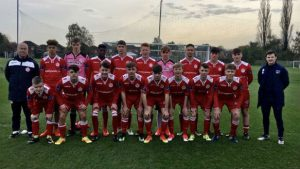 Shelbourne Under 17s defeat Australian opposition.