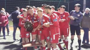 Congratulations to our Under 19s on SSE Airtricity Shield Win