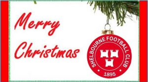 Best Wishes to all from Shelbourne Football Club