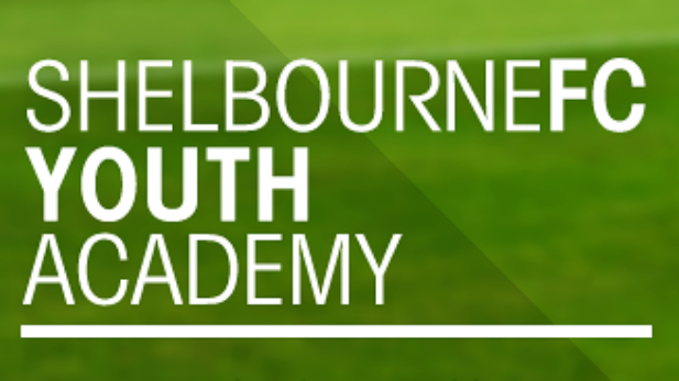 A graphic of Shelboune FC Youth Academy