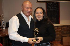 Pearl Slattery and Mia Dodd among Shels WNL annual award winners