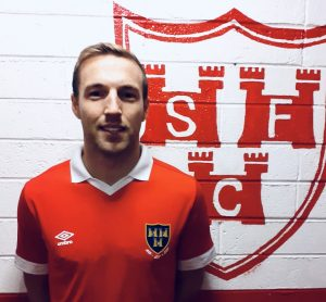 Karl Sheppard signs for Shelbourne FC