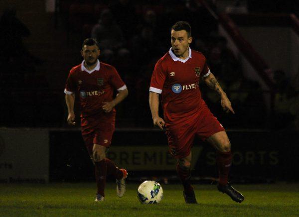 Match information: Cork City