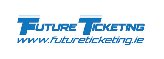 Logo of Future Ticketing , where you can purchase match tickets for Shelbourne football club