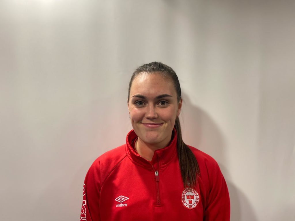 Profile image Of Jessica Gargan