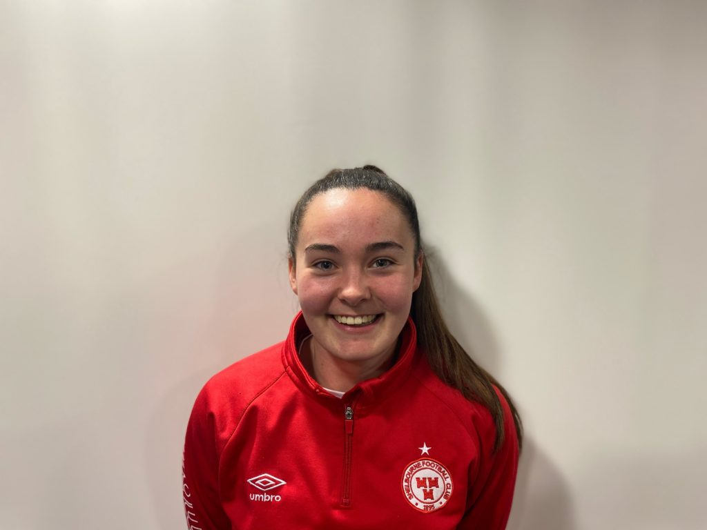 Profile of Shelbourne Women player Rachael Kelly