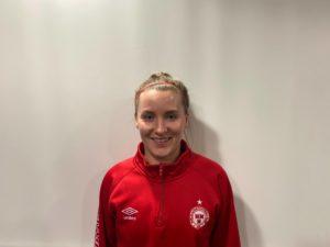 Profile image of Niamh McGlaughlin Shelbourne womens forward